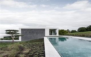 瑞士梯形屋顶住宅设计