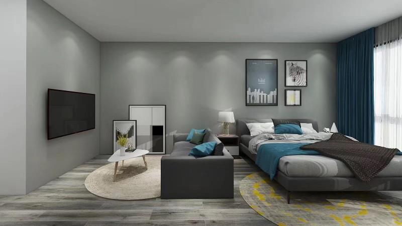 建面约42㎡-总价27万起.精装单身公寓